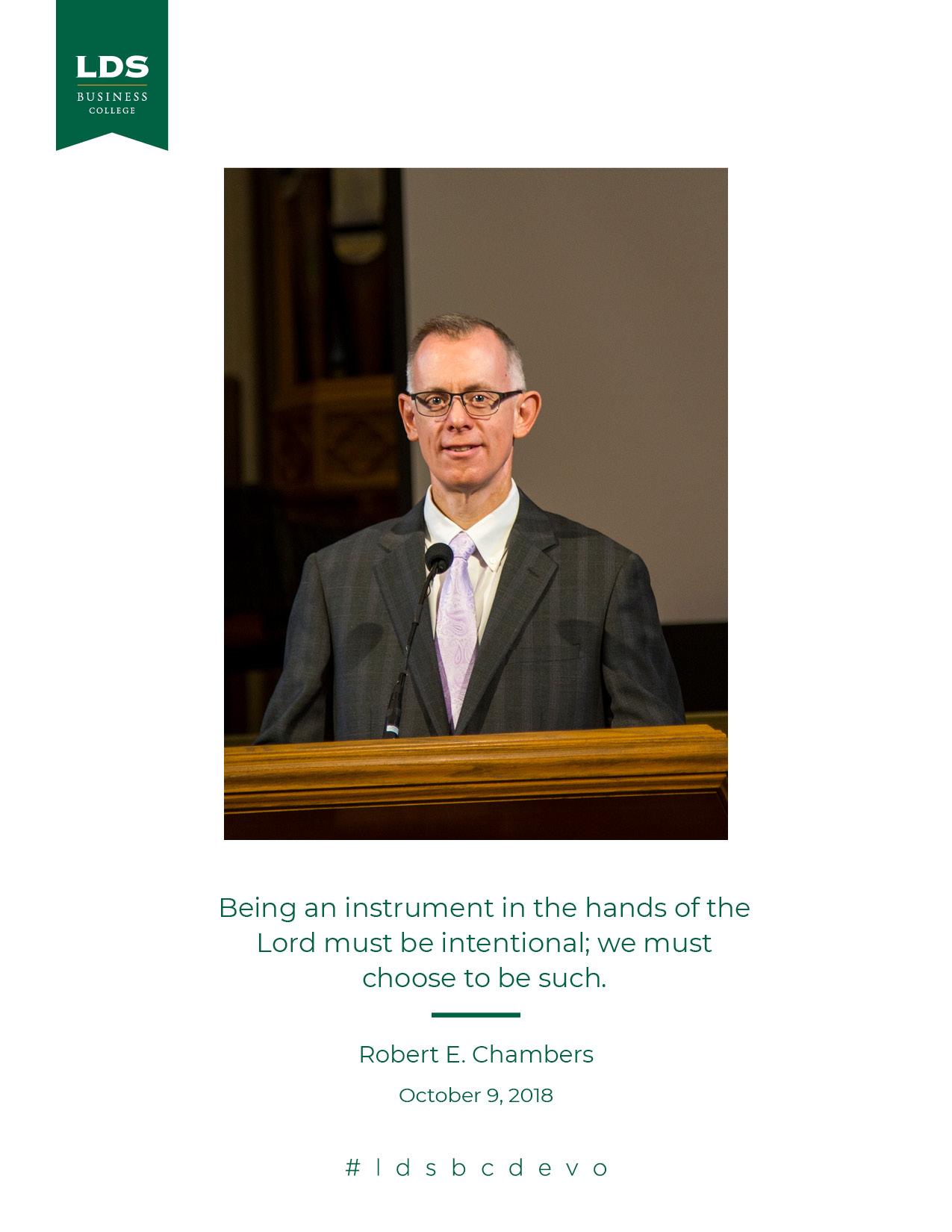 Robert Chambers Quote