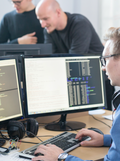cyber security team of developers