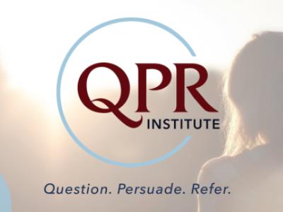 QPR Institute. Question. Persuade. Refer.