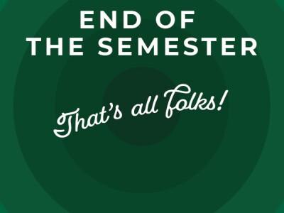 Semester End