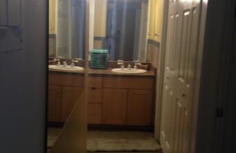 Bathroom Hallway