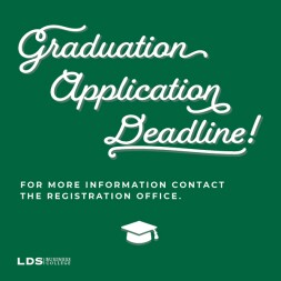 Graduation Application Deadline