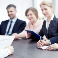 employers in a hiring situation