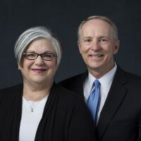 President and Sister Kusch