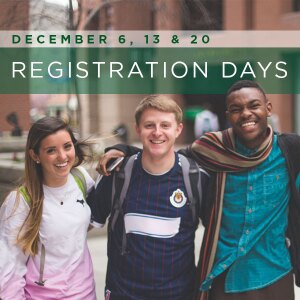 Registration Days