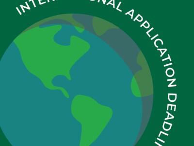 International Application Deadline