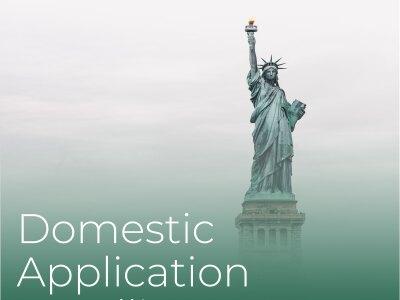 Domestic Application Deadline