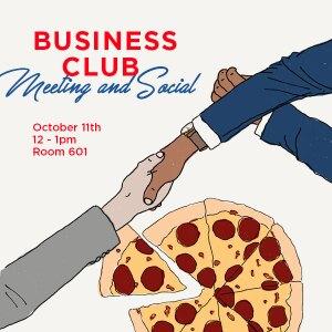 Business Club Social