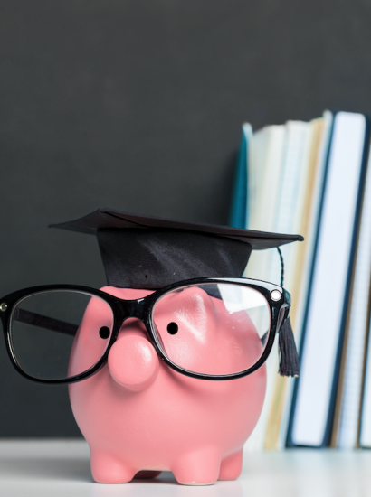 piggy bank for school savings