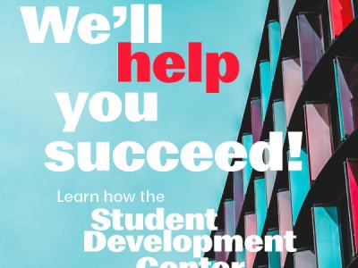 Student Development Center Workshop