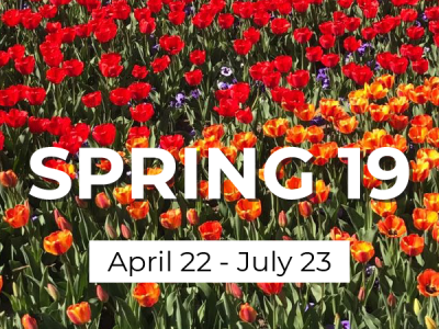 spring 2019