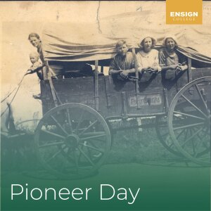 Holiday - Pioneer Day