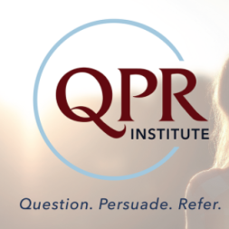QPR Institute. Question, Persuade. Refer.