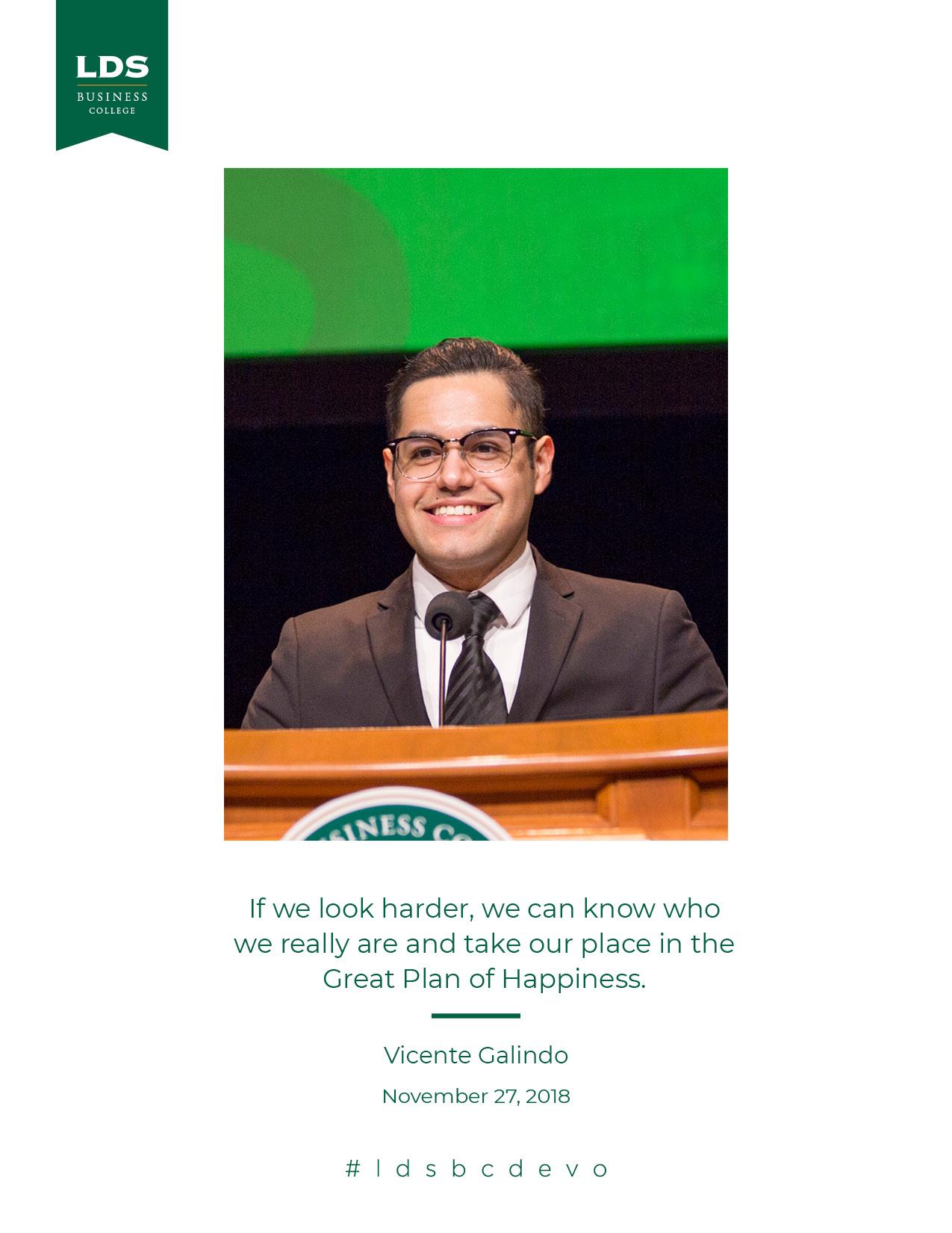 Vicente Galindo quote